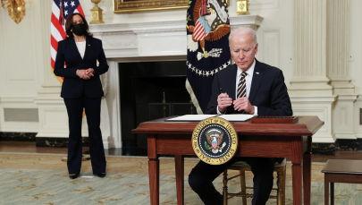 АКШнын президент Жо Байден