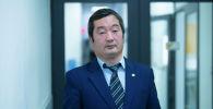 Президенттин алдындагы мамлекеттик башкаруу академиясынын бүтүрүүчүлөрү ассоциациясынын мүчөсү, эксперт Самат Ашымов