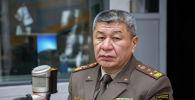 Коргоо иштери боюнча мамлекеттик комитеттин төрагасынын орун басары, полковник Акылбек Ибраев