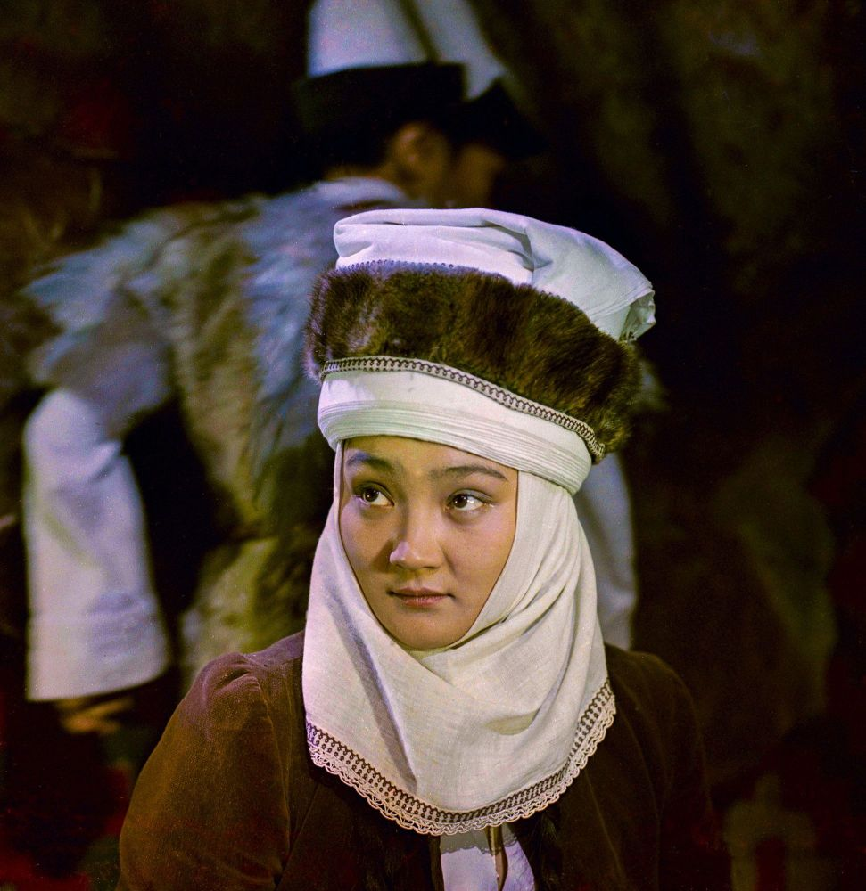 Кожожаштын келинчеги Зулайканын образында Гүлнара Кадыралиева