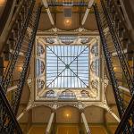 Лестница, сфотографированная в Археологическом музее Коломбишлессле во Фрайбурге, стала лучшей работой участников конкурса из Германии