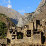 Снимок башен Шатили в одноименном поселке принес Lasha ge победу в конкурсе среди участников из Грузии. Деревня известна своей архитектурой.