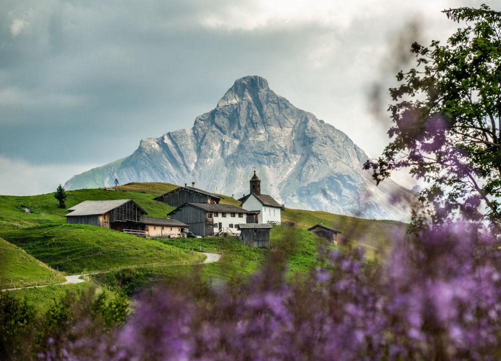 Фотография Bürstegg vor Bieberkopf 2020 Böhringer австрийца Böhringer Friedrich, победившая среди участников из Австрии в конкурсе Wiki Loves Monuments 2020