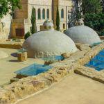 Фотограф Сефер Азери победил среди участников из Азербайджана, отправив на конкурс фотографию Подземной бани в Ичери-шехер