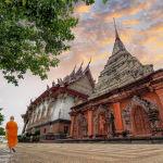 Снимок древнего храма Wat klang bang kaew тайского фотографа Athichitra победил среди работ из Таиланда.