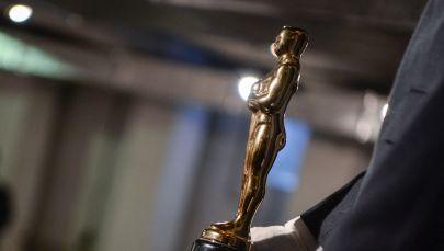 Статуэтка Оскар. Архивное фото