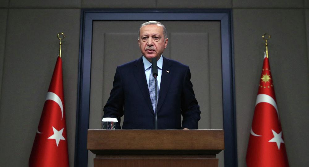 Түркия башчысы Режеп Тайип Эрдоган. Архив