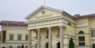 Здание Генеральной прокуратуры КР. Архивное фото