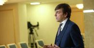 Министр просвещения РФ Сергей Кравцов. Архивное фото