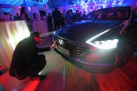 Бишкекте Hyundai автоунаасынын жаңы моделдери сунушталды