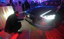 Обновленная модель Hyundai (Хендэ) Sonata в Хендэ Центре Кыргызстан в Бишкеке