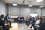 Премьер-министр Кыргызской Республики Улукбек Марипов встретился с предпринимателями, работающими в IT-сфере.