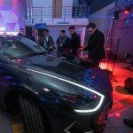 Вчера, 26 февраля, в Бишкеке состоялась презентация трех обновленных моделей Hyundai (Хендэ) — Elantra, Sonata и Santa Fe.