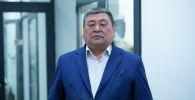 Механизациялоо жана айыл чарбасын энергия менен камсыз кылуу департаментинин жетекчисинин орун басары Алишер Мамытов