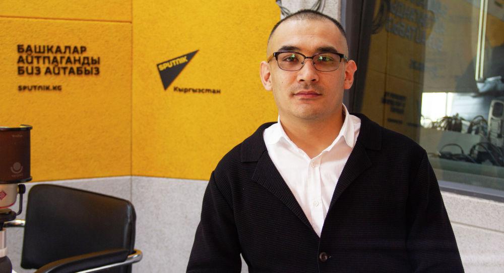 Иммунолог Азим Кыргызбаев. Архивное фото