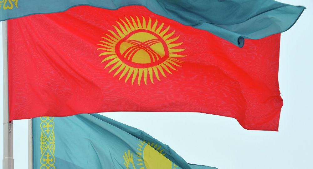 Кыргызстан менен Казакстандын чек арасы. Архивдик сүрөт