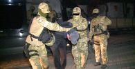 Задержание члена ОПГ по кличке Улан Узун