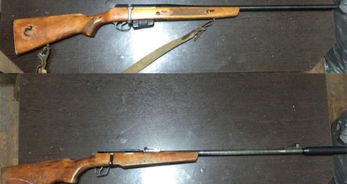 Нарезное ружье ТОЗ-8. с38421 без соответствующих документов и гладкоствольное ружье МЦ 2001-915179 без соответствующих документов