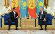 Президент Садыр Жапаров встретился с президентом Казахстана Касым-Жомартом Токаевым