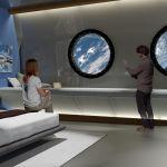 Жердин орбитасында жайгашчу мейманкана Voyager Station деп аталмакчы. Аны Orbital Assembly Corporation (OAC) корпорациясы курат
