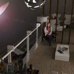 Мейманканада конок бөлмөлөрүнөн тышкары ресторан, бар, тренажер залы, ашкана жана кеме экипажы үчүн жайлар болору пландалууда