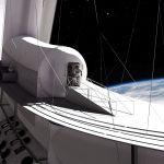 Ачык космоско чыгып жаткан астронавт-турист. Тартылуу күчү жердегидей эмес, Айда жүргөндөй болору айтылды