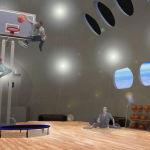 Космостук мейманканадагы спорт залы. Айрым жайлар ижарага берилип же ишкерлерге сатылары да айтылды