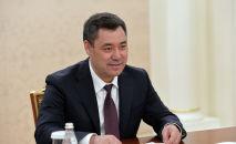Президент Садыр Жапаров. Архивдик сүрөт