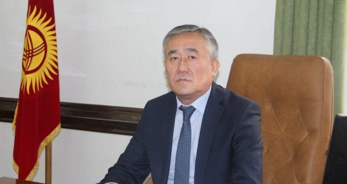 Судья Верховного суда КР Каныбек Бокоев