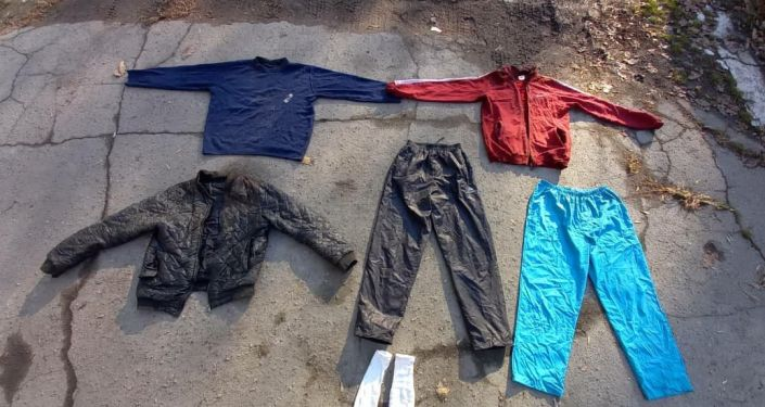 На улице Чуйкова в Бишкеке найдено тело мужчины азиатской внешности