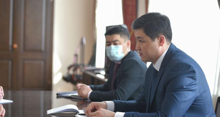 Марипов подчеркнул, что правительство проведет соответствующую работу для реализации договоренностей, достигнутых главами двух государств в рамках визита президента Садыра Жапарова в РФ