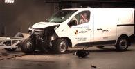 Австралийская организация ANCAP провела аварийное испытание фургона Mitsubishi Express. Видео теста опубликовано на ее YouTube-канале.