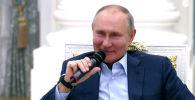 Российскому президенту предложили побывать на церемонии открытия реабилитационно-досугового центра.