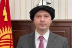 Биринчи вице-премьер Артём Новиков. Архивдик сүрөт