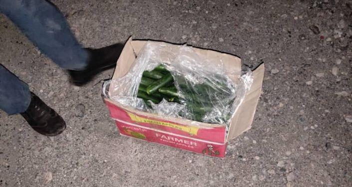 В Баткенской области задержали подозреваемых в провозе контрабанды на более чем 1,7 миллиона сомов