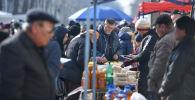Бишкектеги азык-түлүк жарманкеси. Архивдик сүрөт