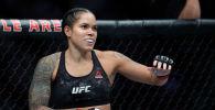 UFC чемпиону Аманда Нуньес. Архив