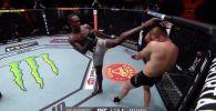 UFC уюмунун кезектеги турниринде айрым мушкерлер күтүүсүз жерден чемпион аталса, кээ бири карьерасында биринчи жолу жеңилүү ызасын тартып, дагы бири ишенимдүү түрдө утту.