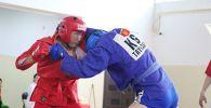 Ош шаарындагы самбо боюнча Кыргызстандын чемпионаты
