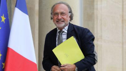 Французский депутат и миллиардер Оливье Дассо. Архивное фото
