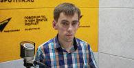 Представитель общественного фонда Защита прав детей-сирот Игорь Беляев