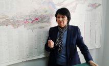 Улуттук илимдер академиясынын академиги Розалия Джээнчураева