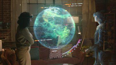 На конференции Microsoft Ignite инженер Алекс Кипман представил новую коммуникационную платформу смешанной реальности на основе голограмм под названием Microsoft Mesh.