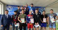 Кыргызстан оор атлетика боюнча өлкө чемпионаты