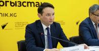 Ишкерлердин эл аралык кеңешинин аткаруучу директору Аскар Сыдыков