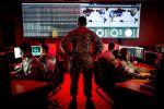 Военнослужащие 175-й группы по операциям в киберпространстве армии США. Архивное фото