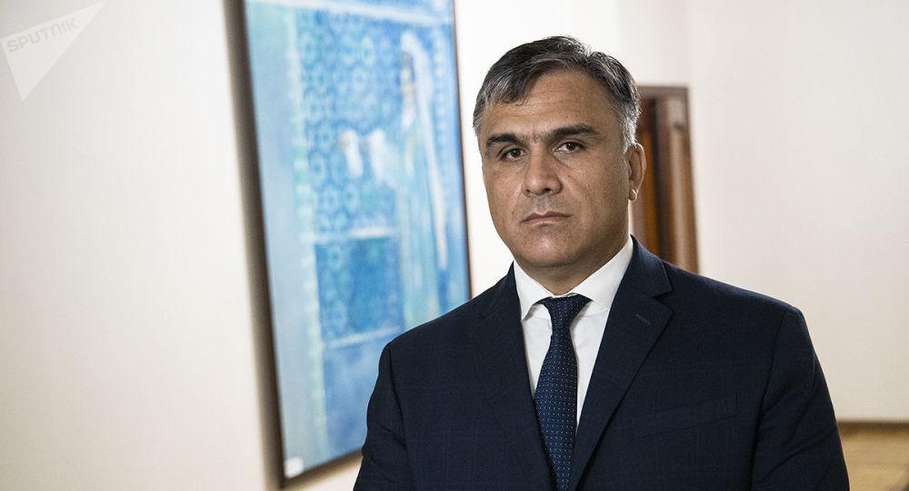 Директор Российского центра изучения современного Афганистана Омар Нессар. Архивное фото