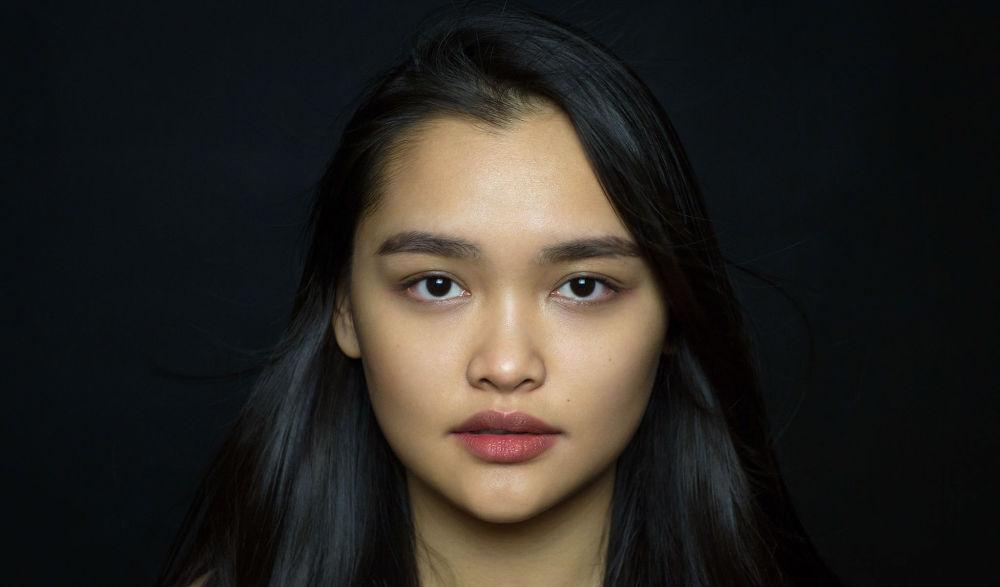 Девушка из вьетнамской этнической группы