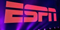 Логотип ESPN. Архивное фото