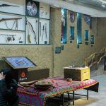 Байыркынын баркын сездирген сүрөт. Музейдеги экспонаттардын көпчүлүгүн Табылды Эгембердиев өзү чогулткан
